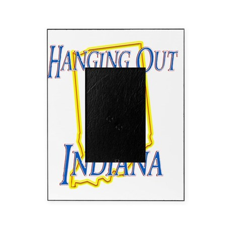 Indiana - Hanging Out Picture Frame
