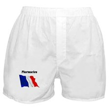 Pharmacist (France) Boxer Shorts