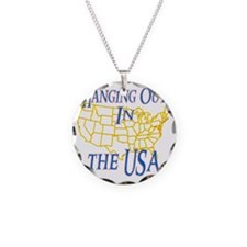 USA - Hanging Out Necklace