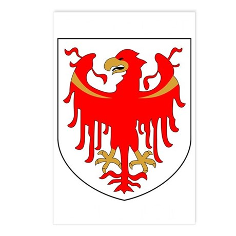 Alto Adige Sudtirol Graph Postcards (Package of 8)
