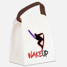 Wakeup new Canvas Lunch Bag