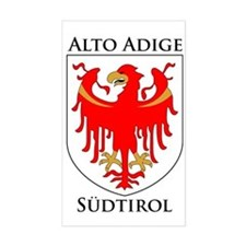 Alto Adige Sudtirol Graphic Bl Decal