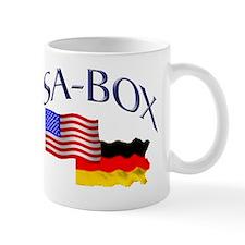 2-usabox tshirt Mug