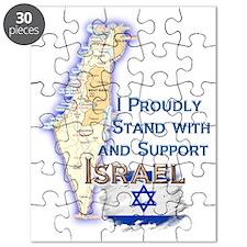 Israel deuteronomySUPOORT ISRAEL Puzzle