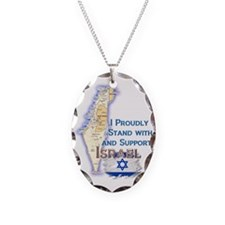 Israel deuteronomySUPOORT ISRA Necklace