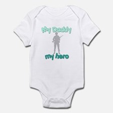 My daddy my hero Body Suit