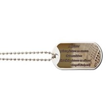music_book Dog Tags