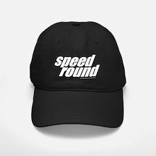 speed round crop dk Baseball Hat
