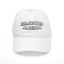Edmonton, AB Baseball Cap