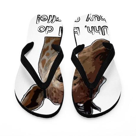giraffe000 Flip Flops