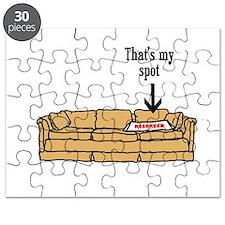 Big Bang Spot Puzzle