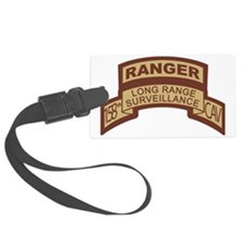 NEW 158th CAV with Ranger Tab (D Luggage Tag