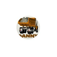 dannydumptruck Mini Button