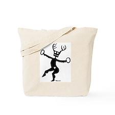 DEER WOMAN Tote Bag