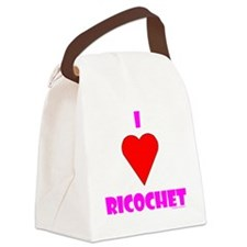 JDMRicochet Canvas Lunch Bag