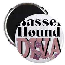 Basset_Hound_DIVA Magnet
