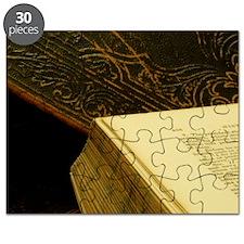 Old History Novel Puzzle