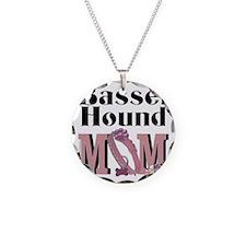 Basset_Hound_Mom Necklace