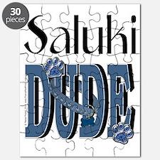 Saluki DUDE Puzzle