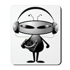 Spazzoid Alien Mousepad