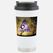 2-ODAAT6 Stainless Steel Travel Mug