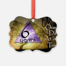 2-ODAAT6 Ornament