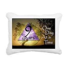 2-ODAAT9 Rectangular Canvas Pillow