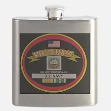 CVA63BLACKTSHIRT Flask