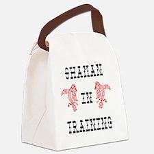 shaman-color Canvas Lunch Bag