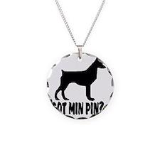 Got Min Pin Necklace