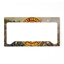 Lee (battle) License Plate Holder