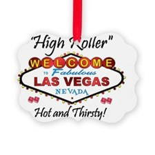 stein high roller Ornament