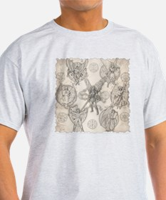 7Angels10x10BlkT T-Shirt