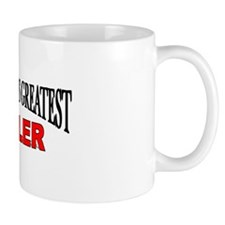 """""""The World's Greatest Teller"""" Mug"""