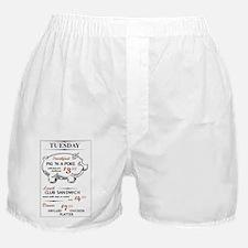 pig n a poke Boxer Shorts