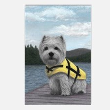 Truman at the Lake Postcards (Package of 8)