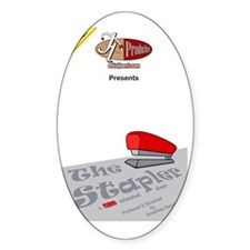 The Stapler Poster Small Decal