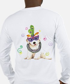 Party Bichon Long Sleeve T-Shirt