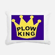 PLOW KING Rectangular Canvas Pillow