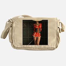 The Gate Keeper Messenger Bag