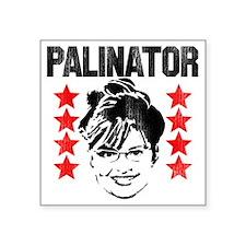 "Palinator Square Sticker 3"" x 3"""