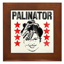 Palinator Framed Tile