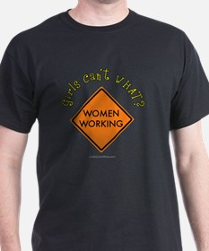 construction-sign2 T-Shirt