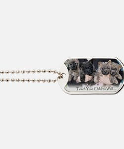 8csnydtxde2textNEW Dog Tags