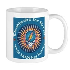 John Kerry - Grateful Dead Mug