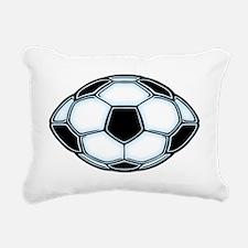 soccer-football-2-T Rectangular Canvas Pillow