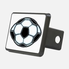 soccer-football-2-T Hitch Cover