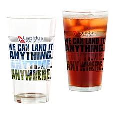 3-Lapidus Aviation Drinking Glass