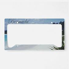 Bermuda1 License Plate Holder