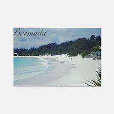Bermuda1 Rectangle Magnet